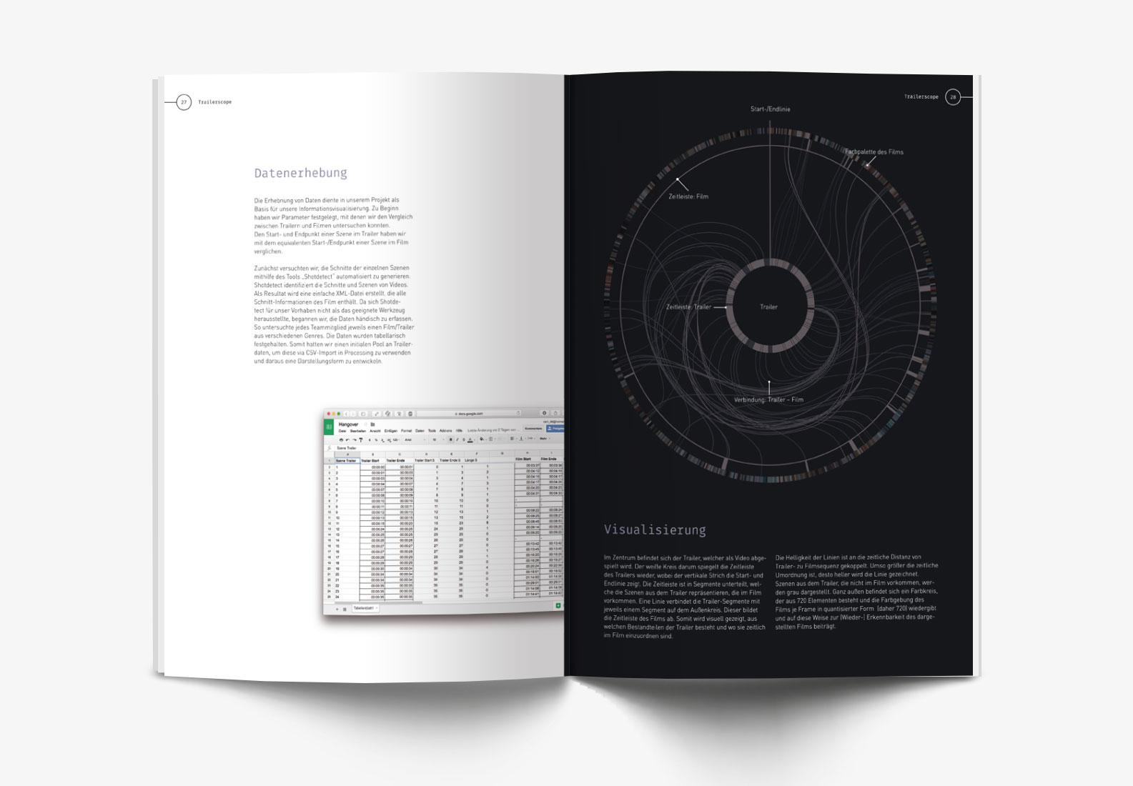 Auszug aus der projektbegleitenden Dokumentation
