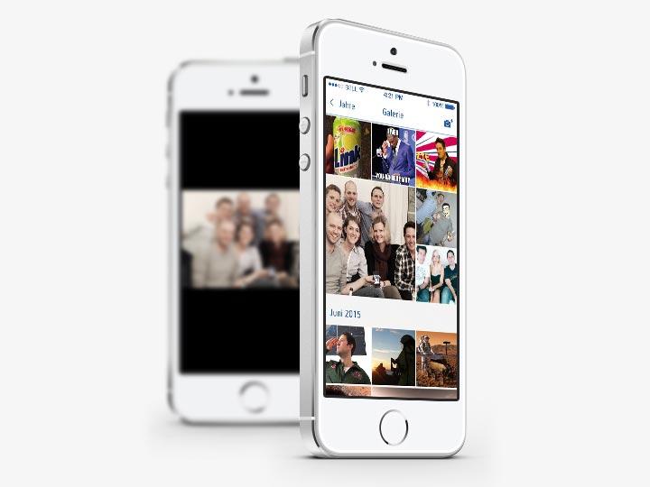 Companion-App zur Übertragung von Fotos